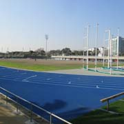 barcelona training camp with running crazy